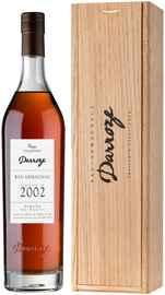 Арманьяк «Darroze Bas-Armagnac Domaine de Paguy» 2002 г. в деревянной коробке