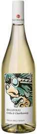 Вино белое сухое «Valle dell'Acate Bellifolli Grillo & Chardonnay» 2017