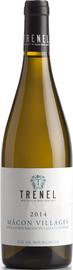 Вино белое сухое «MaconVillages Trenel» 2017 г.