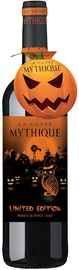 Вино красное сухое «Val d Orbieu-Uccoar La Cuvee Mythique Rouge Pays d Oc  limited edition Halloween» 2017 г.