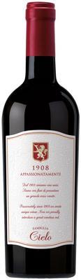 Вино красное полусухое «Cielo e Terra Appassionatamente Rosso Veneto » 2017 г.
