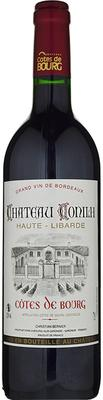 Вино красное сухое «Chateau Conilh Haute Libarde» 2015 г.