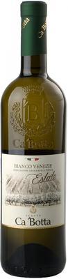 Вино белое полусладкое «Ca'Botta Estate Bianco Venezie» 2017 г.