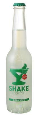 Напиток слабоалкогольный газированный с аром. лимона «Shake Bora-Bora»
