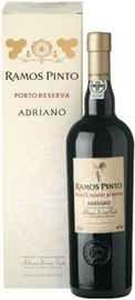 Портвейн сладкий «Ramos Pinto Porto Tawny Adriano Reserva» в подарочной упаковке
