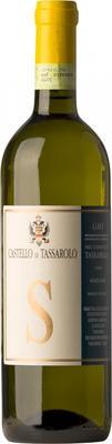 Вино белое сухое «Gavi Tassarolo» 2016 г.
