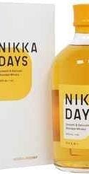 Виски «Nikka Days» в подарочной упаковке