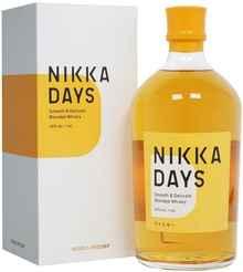 Виски японский «Nikka Days» в подарочной упаковке