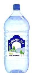 Вода «Шишкин Лес, 1.75 л»