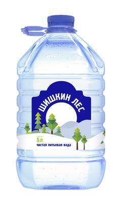 Вода «Шишкин Лес»