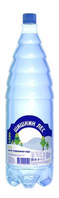 Вода газированная «Шишкин Лес, 1.75 л»