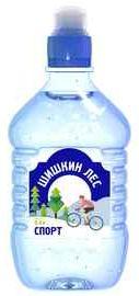 Вода «Шишкин Лес Спорт»