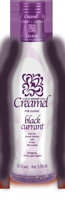 Коктейль «Creamel Blackberry»