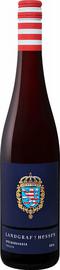 Вино красное сухое «Spatburgunder Trocken Landgraf von Hessen Rheingau Prinz von Hessen» 2018 г.