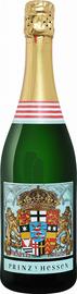 Вино игристое белое брют «Riesling Gutssekt Extra Trocken Rheingau Prinz von Hessen» 2016 г.