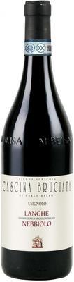 Вино красное сухое «Langhe Nebbiolo Cascina Bruciata» 2017 г.