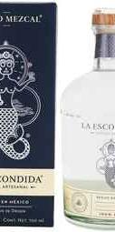 Мескаль «Grand Mezcal La Escondida» в подарочной упаковке