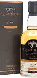 Виски шотландский «Wolfburn Aurora» в подарочной упаковке