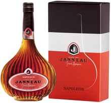 Арманьяк «Armagnac Janneau Napoleon» в подарочной упаковке