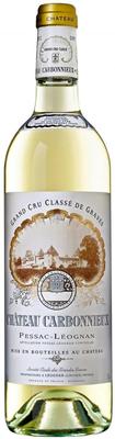 Вино белое сухое «Pessac Leognan Chateau Carbonnieux Grand Cru Classe» 2012 г.