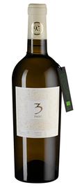 Вино белое полусухое «Tre Passo Bianco» 2018 г.