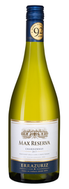 Вино белое сухое «Max Reserva Chardonnay, Errazuriz» 2017 г.