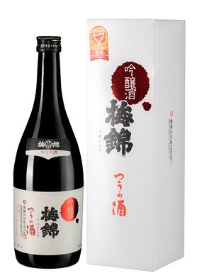Саке «Umenishiki Ginjo Tuuno» в подарочной упаковке