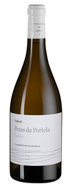 Вино белое сухое «Pezas da Portela Valdeorras Valdesil» 2015 г.