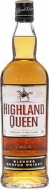 Виски шотландский «Highland Queen 3 yo»