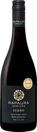 Вино красное сухое «Rapaura Springs Pinot Noir Reserve Marlborough» 2016 г.