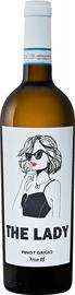 Вино белое сухое «The Lady Veneto» 2017 г.