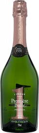 Вино игристое белое брют «Premier Bulle Premium Brut Cremant de Limoux» 2015 г.