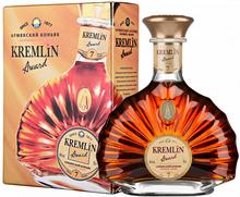 Коньяк армянский «Kremlin Award 7 Years Old» в подарочной упаковке