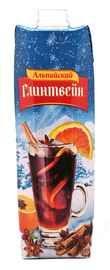 Напиток винный полусладкий «Глинтвейн Альпийский  (Тетра Пак)»