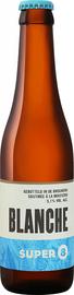 Пиво «Super 8 Blanche Brasserie Haacht»