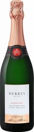 Вино игристое белое сухое «Riesling Deutscher Sekt Herres»