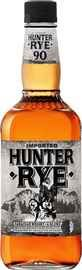 Виски канада «Hunter Rye 3 years old blended malt whiskey»