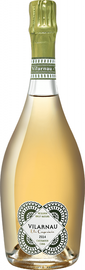 Вино игристое белое брют «Els Capricis Brut Natur Reserva Vintage Cava» 2015 г.