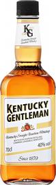 Виски американский «Kentucky Gentleman»