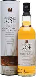 Виски шотландский «Smokey Joe Islay» в тубе