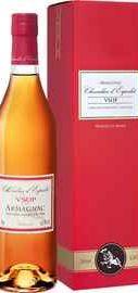 Арманьяк «Chevalier D'Espalet Spirit France Diffusion» в подарочной упаковке