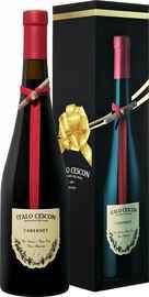 Вино красное сухое «Cabernet Piave Italo Cescon» 2014 г. в подарочной упаковке