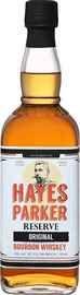 Виски американский «Whiskey Hayes Parker Bourbon»