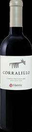 Вино красное сухое «Corralillo Cabernet Sauvignon Maipo Valley Matetic» 2015 г.