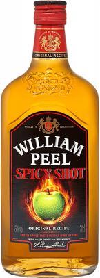 Ликер «William Peel Spicy Shot Marie Brizard»