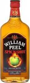 Ликер «William Peel Spicy Shot Marie Brizard»