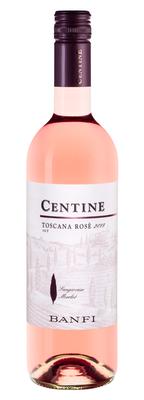 Вино розовое полусухое «Centine Rose Castello Banfi» 2018 г.