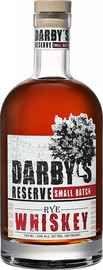 Виски американский «Whiskey Darby's Rye»