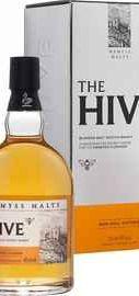 Виски шотландский «The Hive Wemyss Malts» в подарочной упаковке