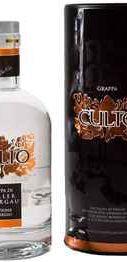 Граппа «Culto di Uve Bianche» в подарочной упаковке